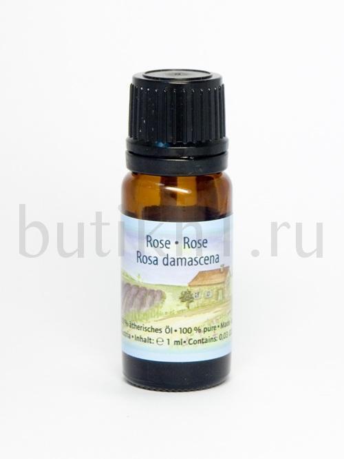 Эфирное масло роза 1 мл